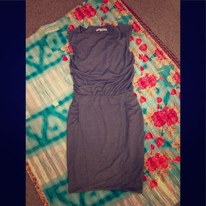 Athleta striped dress size xxs
